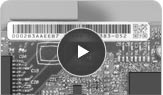 circuit board 2d barcode qr code read play