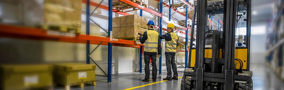 Improving Warehouse Operations large
