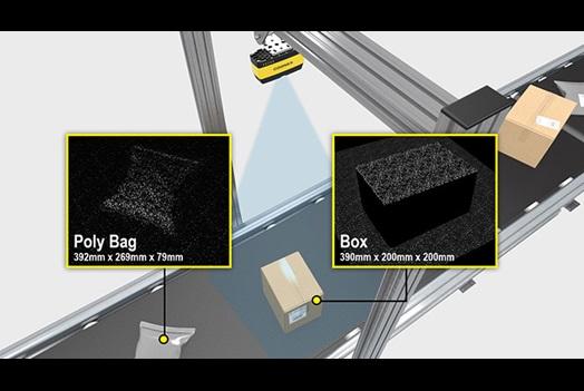 发货前对产品和包装分类