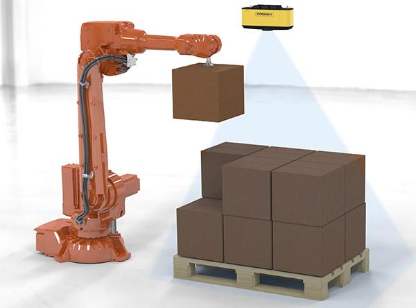 自动化配送中心 - 机器人