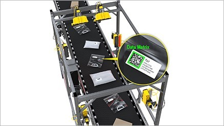 Packaging Traceability Tunnel System