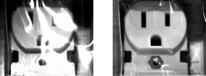 偏光镜可减少检测图像上的眩光