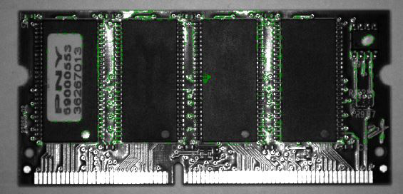 PatMax 电子检测示例