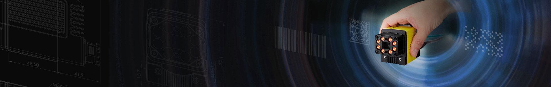 DataMan 470 Series Fixed-Mount Barcode Reader