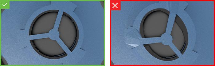自动化橡胶密封件检测 - 更多示例