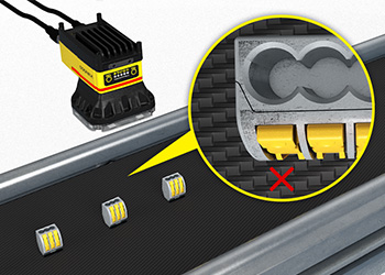 视觉系统检测电子连接器上的缺陷