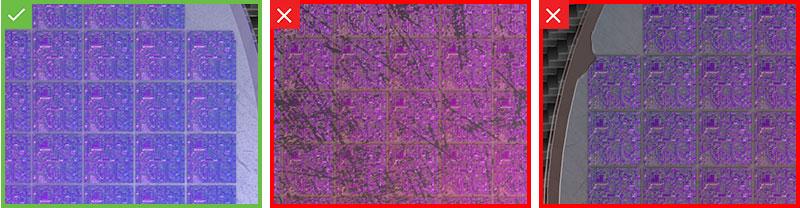 In-Sight D900 使用深度学习检测半导体缺陷和其他外观异常。