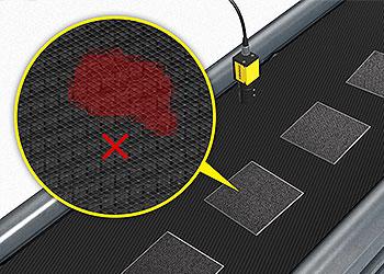 视觉系统检测电池铅板缺陷
