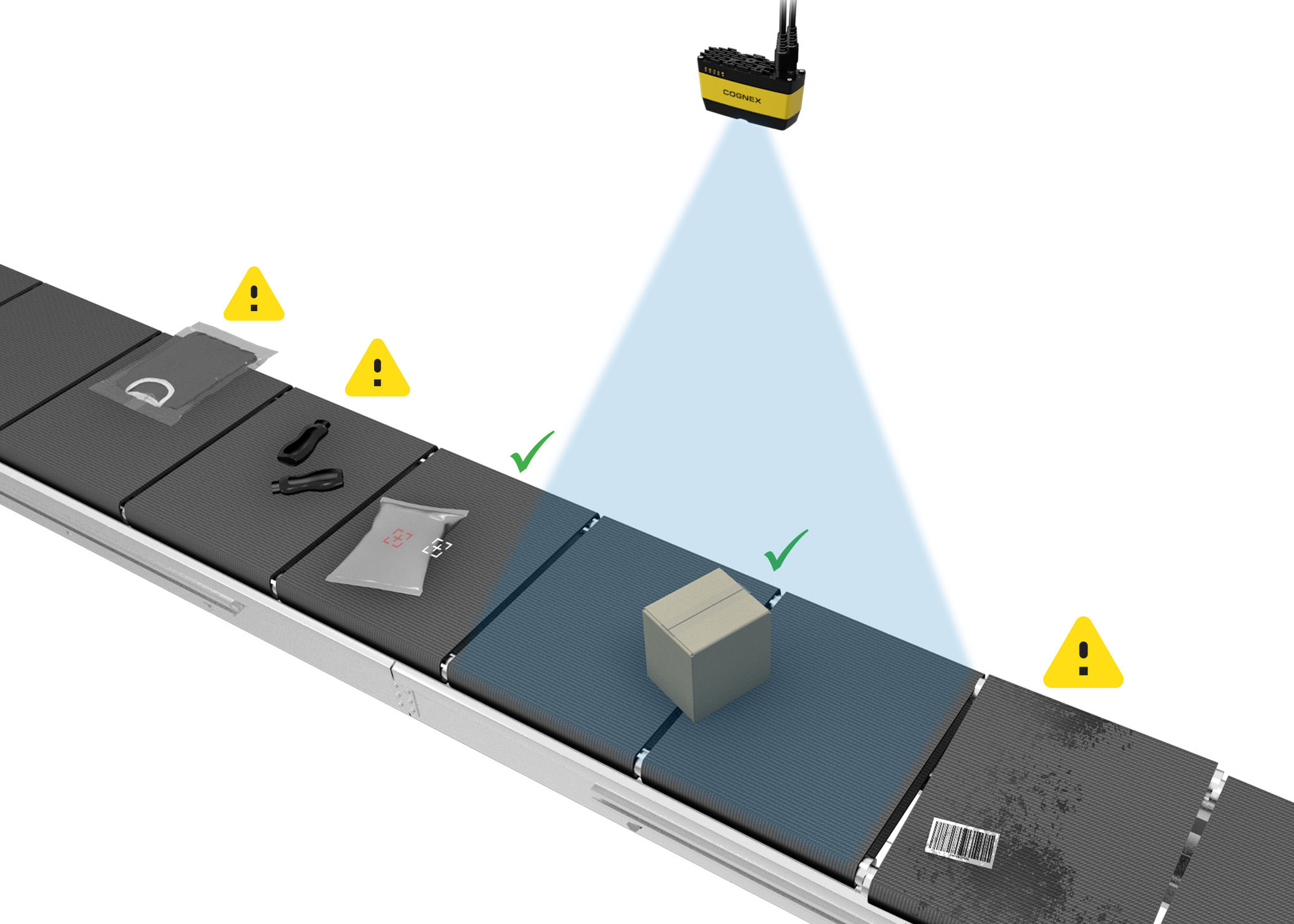 3D-A1000 Item Detection image