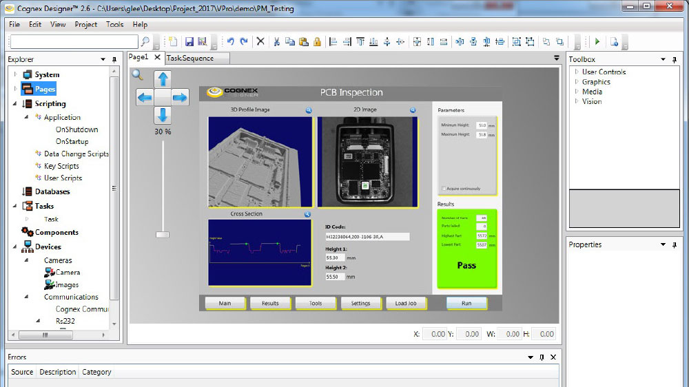 A Deeper Look Into Using Machine Vision Software And Tools