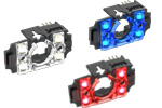 IS2000 Mini Accessories - white blue and red lights