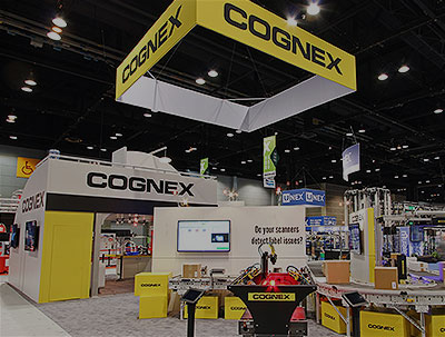 Cognex Trade Shows